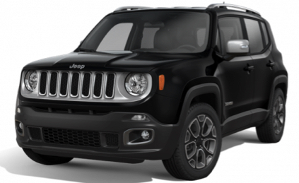 Location voiture luxe Tunisie  : Jeep Renegade