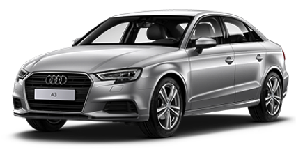 Location voiture luxe Tunisie  : Audi A3 Berline