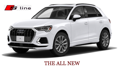 AUDI THE ALL NEW Q3